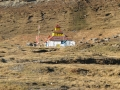 Temple at Nathang Valley