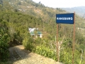 Way to Rangbang Village