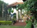 Sonajhuri homestay garden