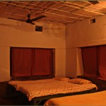 Accommodation at Bangriposhi, Orissa