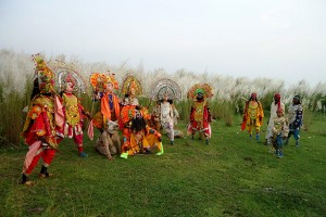 Chow Dance Program at Ayodhya Hills