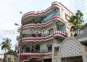 Deluxe hotel at Murshidabad