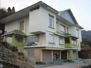 Accommodation in Okhrey