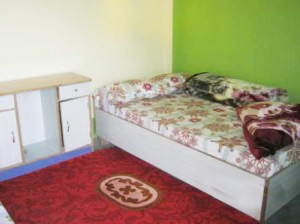Accommodation in Padamchen, Zuluk