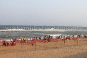 Gopalpur beach, Orissa