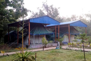 Rissia Tents, Kuldiha