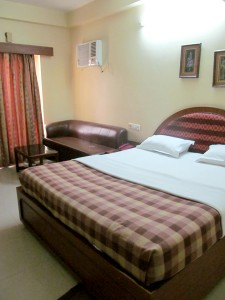 Accommodation at Puri