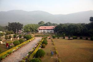 Staying at Ashanboni