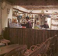 Bar at Martam Village Resort