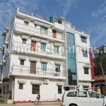 Guest house at Bodhgaya