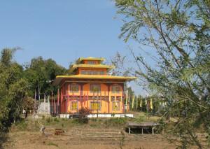Rinchenpong Monastery