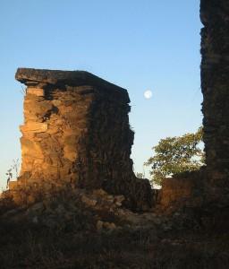 British Bungalow Ruins, Rikisum