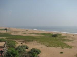 Puri Seabeach near Dhauli
