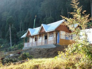 Accommodation in Sillery Gaon