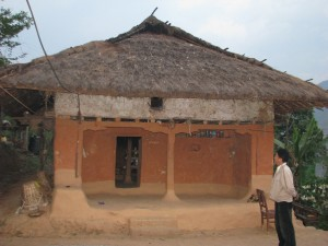 Traditional House in Kitam