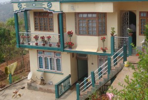 Accommodation in Kitam