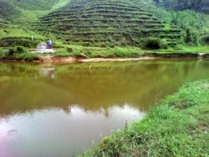 Bhanzang Salamander Lake