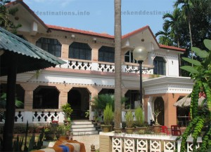Accommodation, Ballavpur WLS