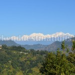 Mt. Kanchenjungha from Dara Eco Vilage
