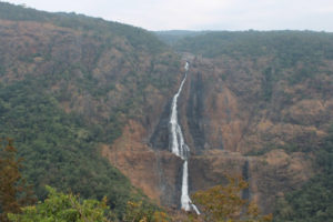 Barehipani Waterfall